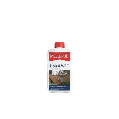 MELLERUD CHEMIE GMBH MELLERUD Holz & WPC Reiniger, Das Beste für edles Holz, 1000 ml - Flasche