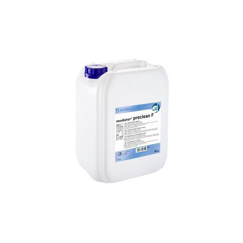 Chemische Fabrik Dr. Weigert GmbH & Co. KG Dr. Weigert neodisher® preclean F Tauchreiniger, Besteckreiniger löst schnell und selbsttätig Eiweiß- und andere Speiserückstände, 10 Liter - Kanister