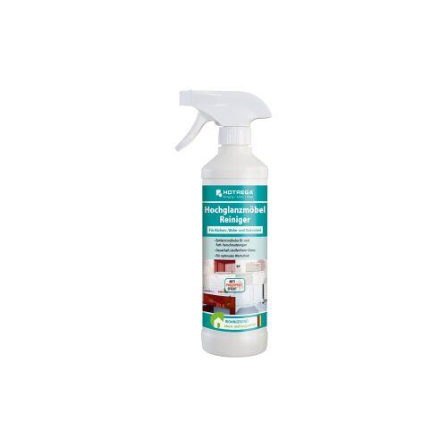 HOTREGA® GmbH HOTREGA® Hochglanzmöbelreiniger, Pflegereiniger für hochglänzende Küchen-, Wohn- und Badmöbel, 500 ml - Flasche
