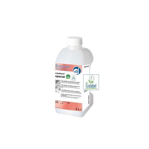 Chemische Fabrik Dr. Weigert GmbH & Co. KG Dr. Weigert caraform® special Entkalker, Saurer Kalklöser für die Reinigung verkalkter Geräte und Oberflächen, 2 Liter - Flasche