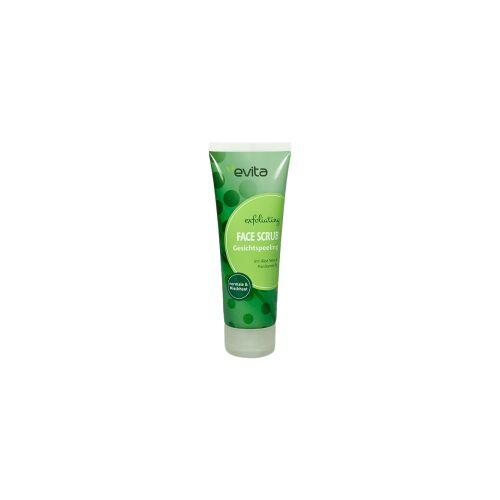 HEINRICH HAGNER GmbH & Co evita Gesichtspeeling, Reinigendes Peelingel mit Aloe Vera und Provitamin B5, 75 ml - Tube