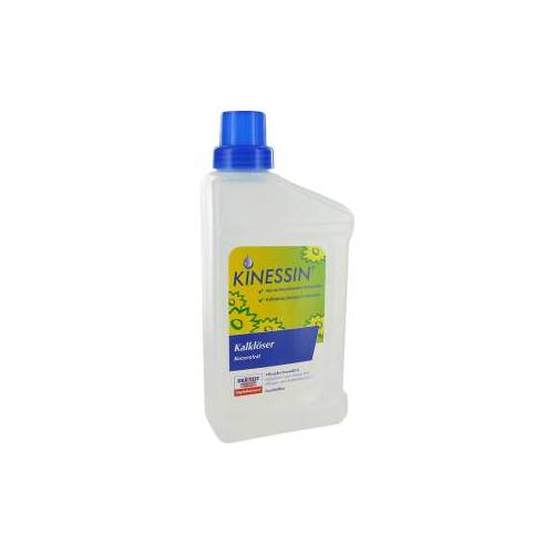SCHWEIZER EFFAX GMBH KINESSIN Kalklöser Konzentrat, auf Basis natürlicher Zitronensäure, 1000 ml - Flasche