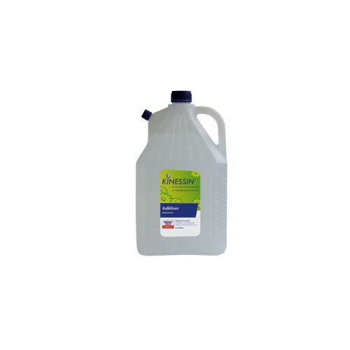 SCHWEIZER EFFAX GMBH KINESSIN Kalklöser Konzentrat, auf Basis natürlicher Zitronensäure, 5 l - Kanister