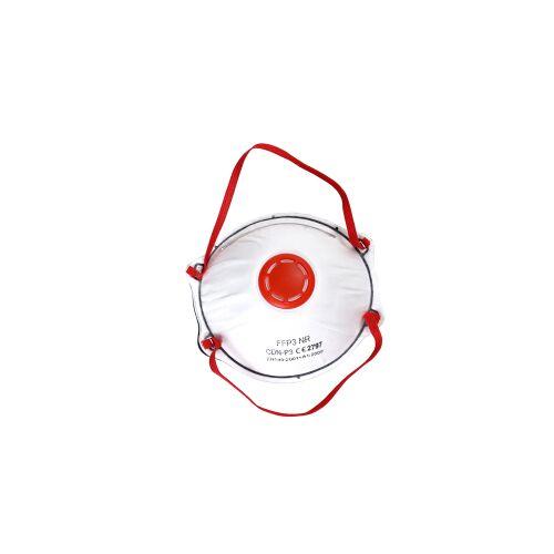 FFP3 CDN-P3 Atemschutzmaske, mit Ventil, Hochwertige Schutzmaske für den persönlichen Schutz, 1 Packung = 10 Stück