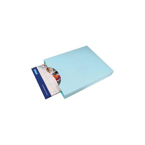 STYLEX Schreibwaren GmbH STYLEX® Heftbox, DIN A4, oben offen, Offene Abheftbox, eingreifbar, farbig sortiert