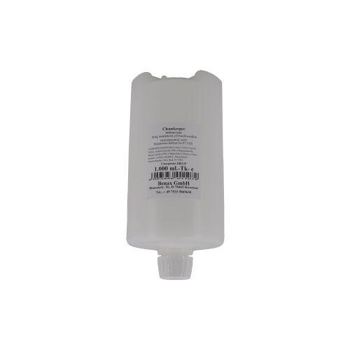 Cleankeeper Milde Seifencreme, 1000 ml - Flasche -Tk-, weiß, Zitronenduft