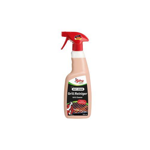 Brandt POLIBOY Grill Reiniger, Kraftvolle und gründliche Reinigung für Grills, Backöfen, Töpfe uvm., 500 ml - Sprühflasche