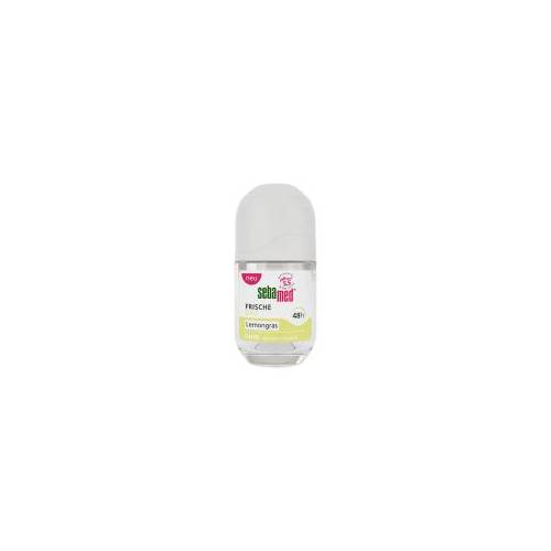 sebamed® Deo Roll-On FRISCHE DEO, 50 ml, Deodorant ohne Aluminiumsalze, 1 Flasche = 50 ml, lemongras