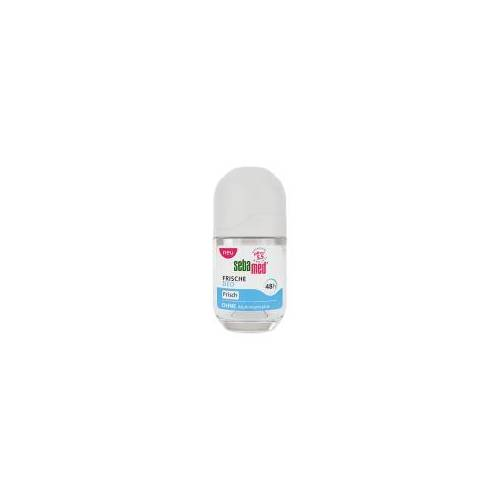 sebamed® Deo Roll-On FRISCHE DEO, 50 ml, Deodorant ohne Aluminiumsalze, 1 Flasche = 50 ml, frisch
