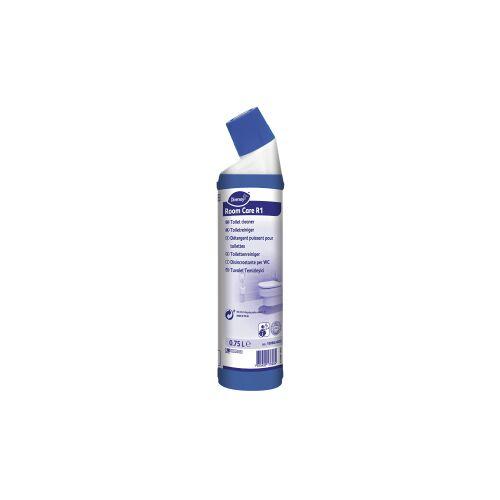 Diversey Deutschland GmbH & Co. OHG RoomCare R1 Toilettenreiniger, Toilettenreiniger auf Zitronensäurebasis, 750 ml - Flasche