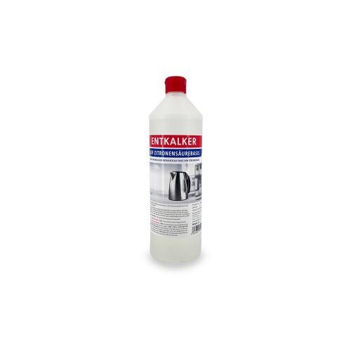 Hahnerol Entkalker , Umweltfreundlicher Entkalker auf Zitronensäurebasis, 1 Liter - Flasche