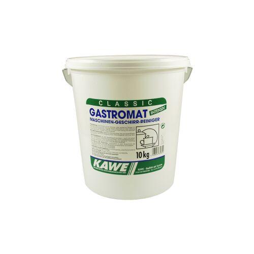 KAWE GmbH & Co. KG KAWE Gastromat Spülmaschinenpulver, für gewerbliche Maschinen mit kurzer Taktzeit, 10 kg - Eimer