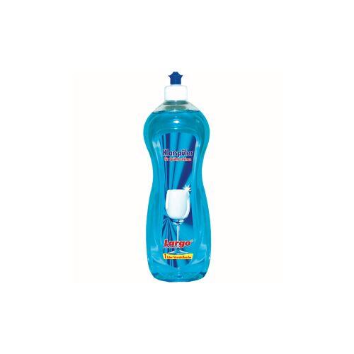 Weco GmbH Largo Klarspüler, für Geschirrspülmaschinen, 1000 ml - Flasche