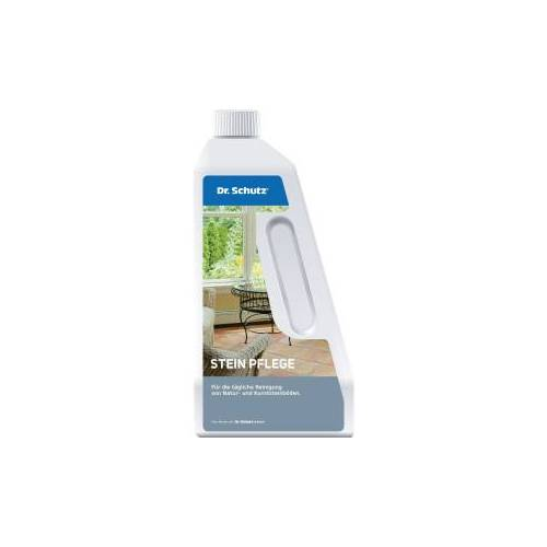 Cc Dr. Schutz® Stein Pflege, Reinigt und pflegt alle Natur- und Kunststeinböden, 750 ml - Flasche
