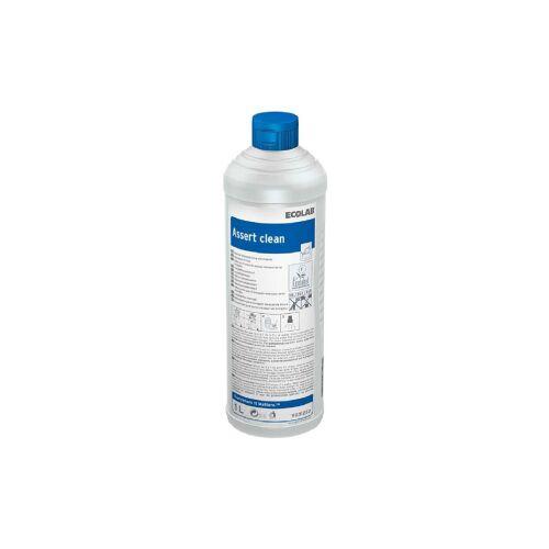 Ecolab GmbH & Co. OHG ECOLAB Assert Clean Handspülmittel, Für die tägliche ökologische Reinigung im Lebensmittelbereich, 1000 ml - Flasche