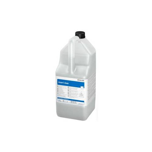 Ecolab GmbH & Co. OHG ECOLAB Assert Clean Handspülmittel, Für die tägliche ökologische Reinigung im Lebensmittelbereich, 5 l - Kanister
