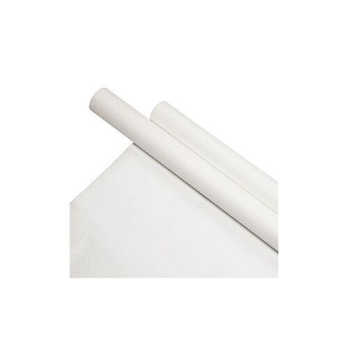 PAPSTAR  GmbH Papstar Pure Tischdecke Papier, 8 m x 118 cm, weiß, 1 Packung = 1 Rolle