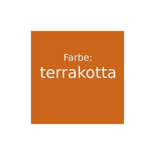 "Mank GmbH Tissue + Paper Products ""Mank Airlaid Servietten """"Basics UNI"""", 25 x 25 cm, 1/4 Falz, 60 g, Farbe: terrakotta, 1 Karton = 12 x 50 Stück = 600 Servietten"""