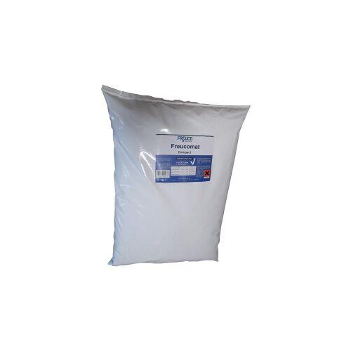 Freuco Compact Vollwaschpulver Freucomat, ab 30°C aktiv, phosphatfrei, 20 kg - Sack für 300 Waschladungen