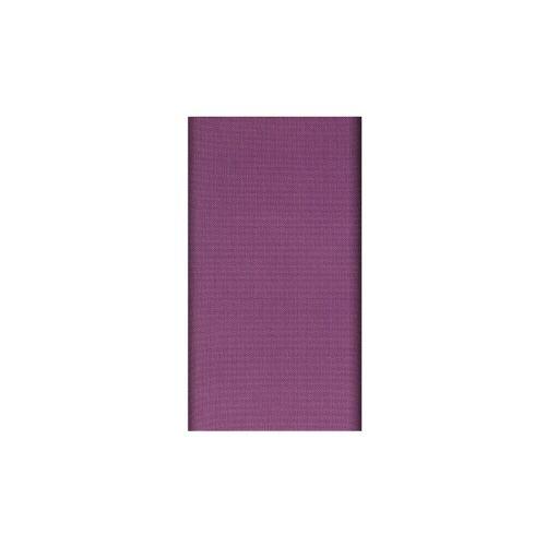 PAPSTAR  GmbH Papstar Soft Selection Tischdecke, Maße: 120 cm x 180 cm, 1 Packung = 1 Stück, lila