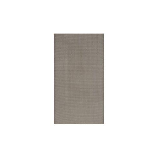 PAPSTAR  GmbH Papstar Soft Selection Tischdecke, Maße: 120 cm x 180 cm, 1 Packung = 1 Stück, grau