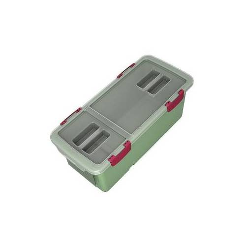 Moppbox, Maße: 59,5 x 27,2 x 23,5 cm, Antibakteriell