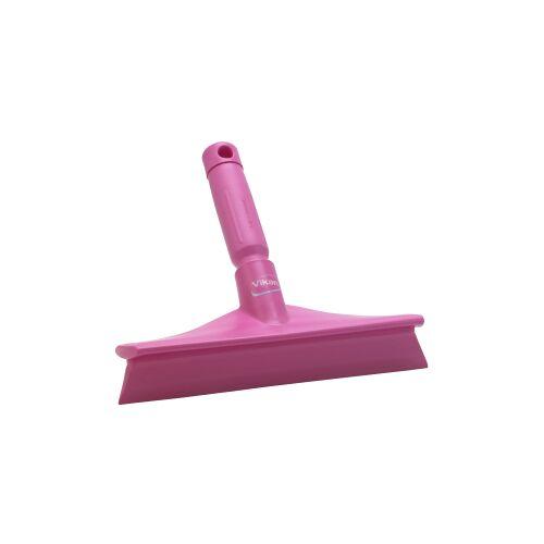 Vikan GmbH Vikan Ultra Hygiene Abzieher, 245 mm, mit Ministiel, Farbe: pink