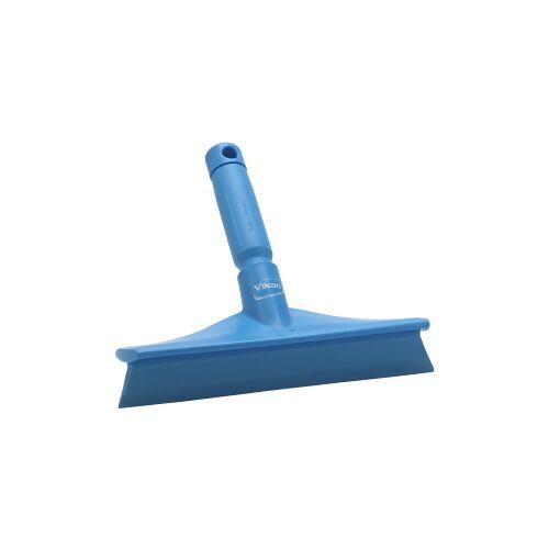 Vikan GmbH Vikan Ultra Hygiene Abzieher, 245 mm, mit Ministiel, Farbe: blau