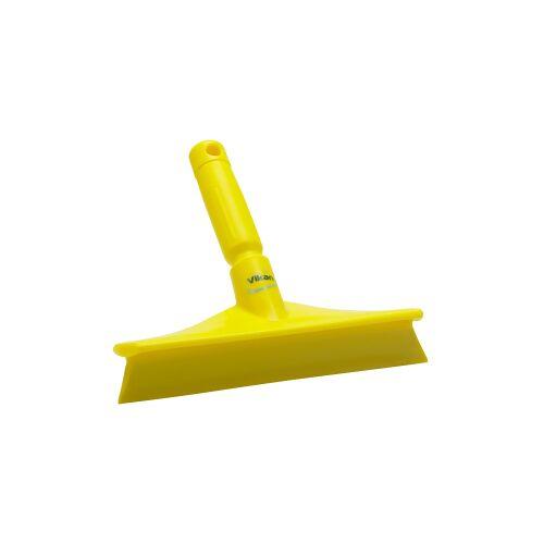 Vikan GmbH Vikan Ultra Hygiene Abzieher, 245 mm, mit Ministiel, Farbe: gelb