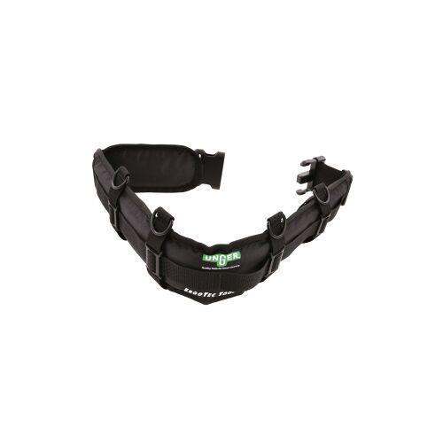 Unger Germany GmbH UNGER ErgoTec® Gürtel, Stabiler Gürtel zur Befestigung von Werkzeugtaschen, mit 4 Ösen