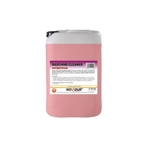 HOEBINK Reinigungsmittel GmbH NOVADUR Maschinenreiniger Offsetstar, Spezial-Reinigungsmittel für Druckmaschinen, 25 kg - Kanister