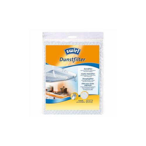 Melitta Swirl® Dunstfilter, Abzugshauben-Filter, Format: 47 x 57 cm, 1 Stück