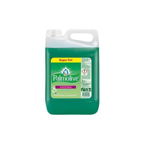 Colgate Palmolive GmbH (CP GABA GmbH) Palmolive Spülmittel, Palmolive ist dermatologisch getestet, 5 l - Kanister