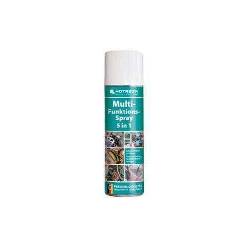 HOTREGA® GmbH HOTREGA Multi-Funktions-Spray 5 in 1, Multifunktionsspray mit 5-fach Wirkung, 300 ml - Dose