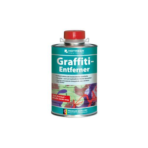 HOTREGA® GmbH HOTREGA Graffiti-Entferner, zur Entfernung von Spraylacken, 1000 ml - Dose