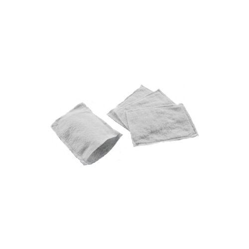 P.J. Dahlhausen & Co. GmbH Dahlhausen Einmal-Waschhandschuh , Einweg-Waschhandschuh, Farbe: weiß, Maße: 22 x 16 cm, 1 Packung = 50 Stück