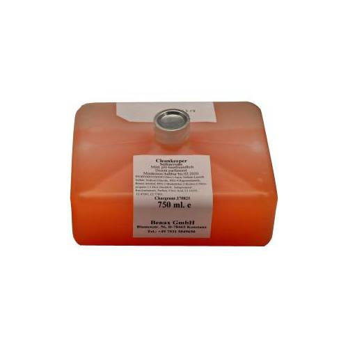 Cleankeeper Milde Seifencreme, 750 ml - Flasche -A-, altrosa, Zitronenduft