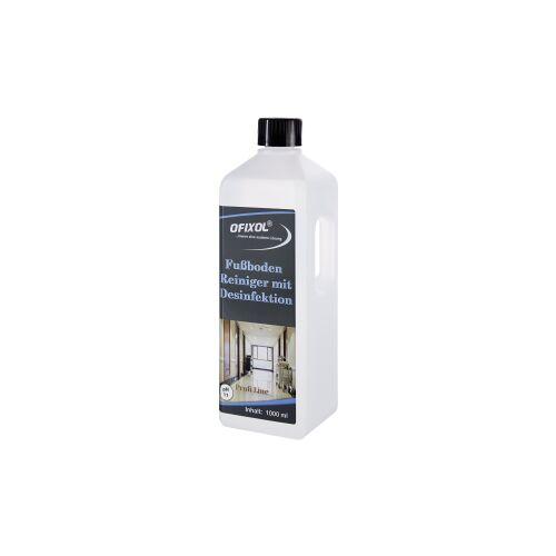 Ofixol Fußbodenreiniger mit Desinfektion, Für die tägliche Unterhalts- und Bodenreinigung, 1000 ml - Flasche