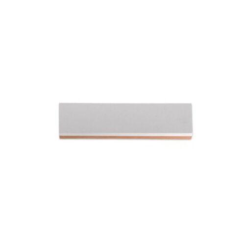 Johannes Giesser Messerfabrik GmbH Giesser Handschärfstein aus Korund, extrafein, Für super feinen Abzug und höchste Schärfe, 1 Stück