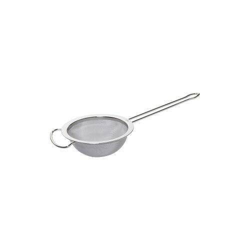Küchenprofi GmbH Küchenprofi Küchensieb, Sieb mit feinem und hartem, komplett eingeschweißtem Gewebe, Durchmesser: 16 cm