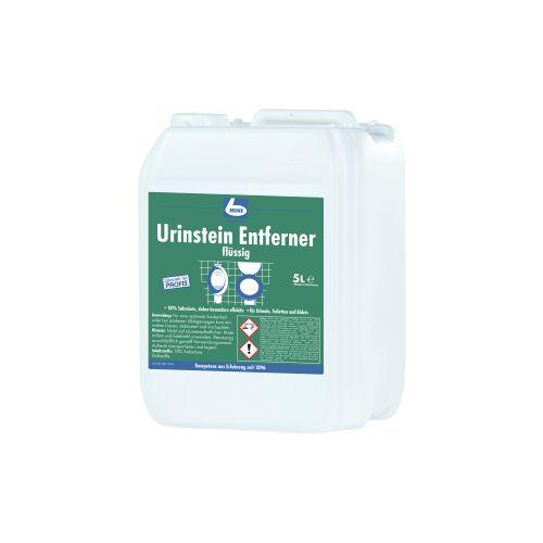 Dr. Becher GmbH Dr. Becher Urinstein Entferner, Befreit Urinale wirksam und schnell von Urinstein, 5 Liter - Kanister