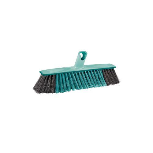 Leifheit AG LEIFHEIT Xtra Clean Allround Besen, Stubenbesen ausgestattet mit dem LEIFHEIT Click System, Breite: 30 cm