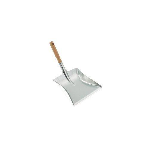 Leifheit AG LEIFHEIT Outdoor Metallschaufel, Robuste und verzinkte Kehrschaufel, Breite: 24 cm