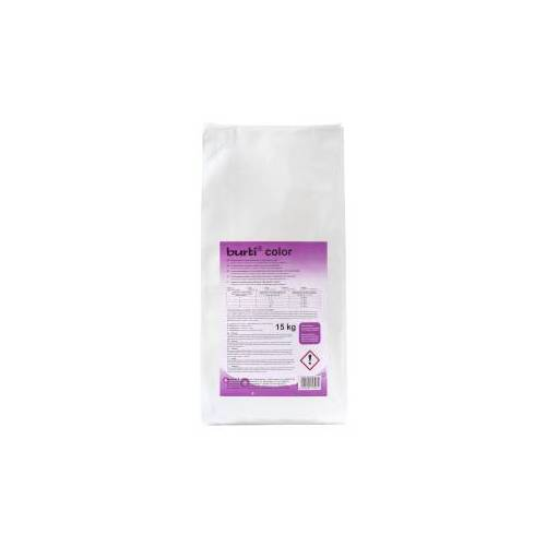 Burnus GmbH burti Colorwaschmittel, Pulverförmiges Colorwaschmittel für alle Temperaturbereiche, 15 kg - Sack