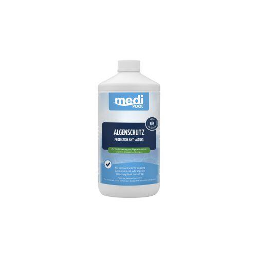 mediPOOL GmbH mediPOOL Algenschutz, Zur Verhinderung von Algenwachstum, 1000 ml - Flasche