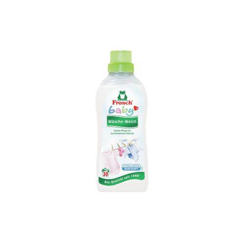 Rex Frosch Baby Wäsche-Weich, Weichspüler für Babywäsche, 750 ml - Flasche