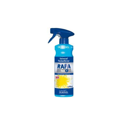 DR. SCHNELL GmbH & Co. KGaA Dr. Schnell RAPA fee 1 Fleckentferner, Fleckenlöser als Vorbehandlung zur Entfernung von hartnäckigen Flecken, 500 ml - Flasche