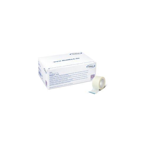 Maimed GmbH MaiMed® pore Rollenpflaster unsteril, Vlies, weiß, Heftpflaster, 1 Packung = 6 Rollen; 5 cm x 9,1 m