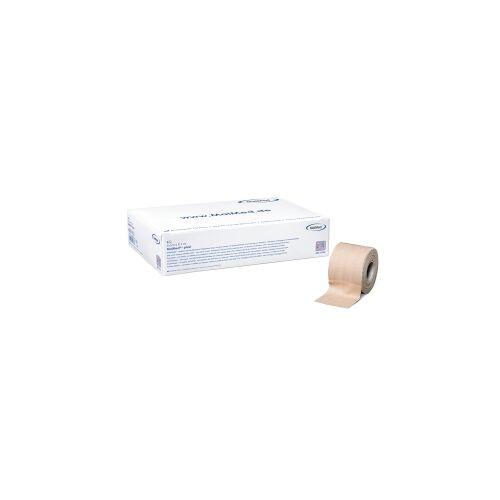 Maimed GmbH MaiMed® plast Rollenpflaster, Heft- und Fixierpflaster, 1 Packung = 6 Rollen; 5 cm x 9,1 m