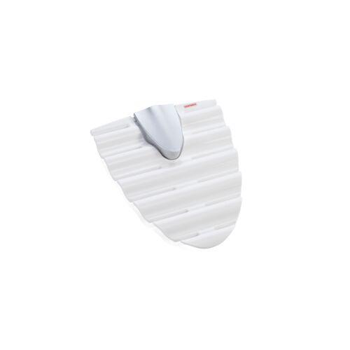 Leifheit AG LEIFHEIT Omega Gürtelhalter, Gürtelhalter, bis zu 12 Gürtel platzsparend aufbewahren, 1 Stück